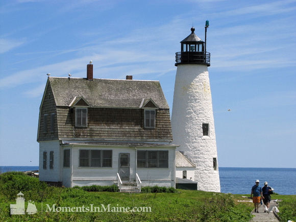 Wood Island Lighthouse #WIL-002