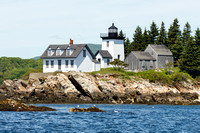Indian Island Lighthouse #IIL-007