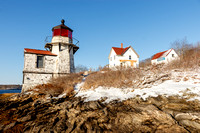 Squirrel Point Lighthouse #SQL-004