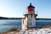 Squirrel Point Lighthouse #SQL-005