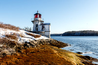 Squirrel Point Lighthouse #SQL-001