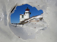 Squirrel Point Lighthouse #SQL-007